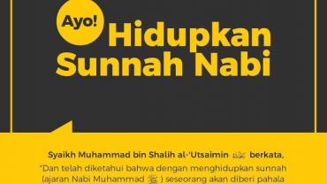 11 Sunnah Nabi SAW yang Mulai Ditinggalkan