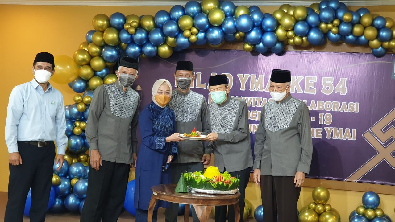 Ada Yang Berbeda di Milad Yayasan Masjid Al Ikhlas Ke 54
