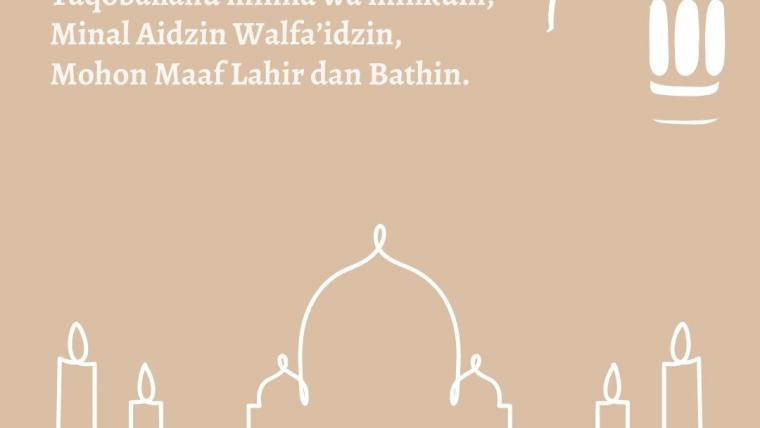 Puncak dari Usaha di Bulan Ramadhan 1442 H