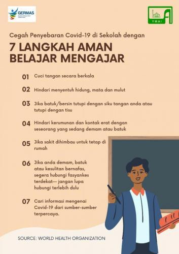 7 Aman Langkah Belajar Mengajar