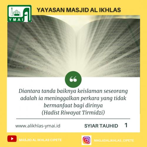 Syiar Tauhid - 1