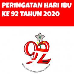 Peringatan Hari Ibu 2020