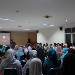 Pengembangan Guru : Mental Teaching Character